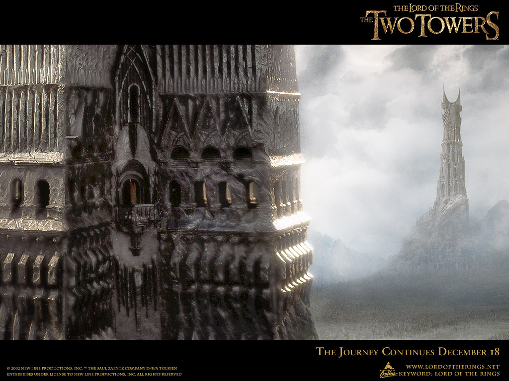 reflection 6 lord of the rings 2 the two towers
